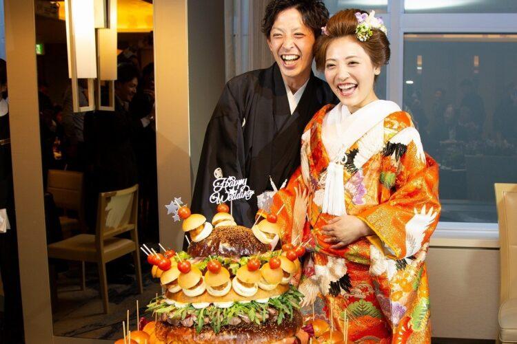 ふたりの想像を超えた、大大大満足の結婚式