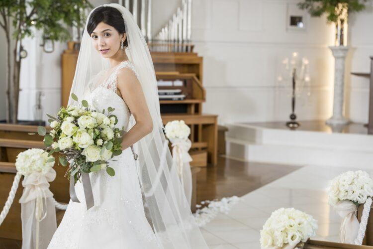 【家族の結婚式】少人数チャペル挙式×お披露目相談会