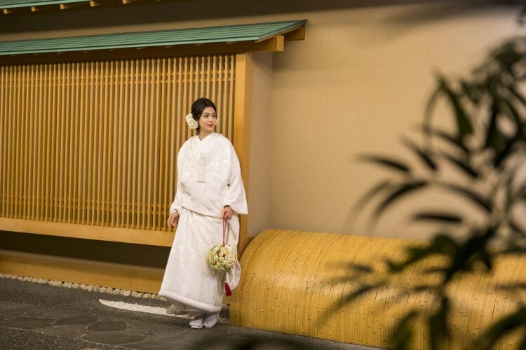 《小さな和の結婚式》料亭「四季乃」和婚プラン