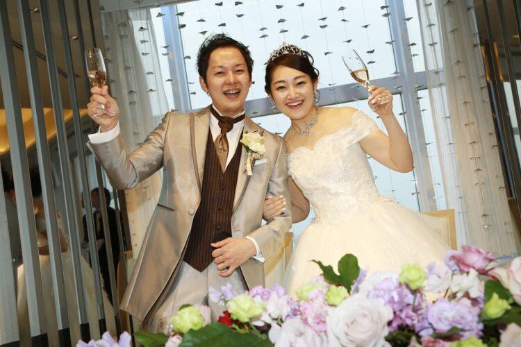 地元宮崎で、大好きなみんなの笑顔に包まれた感動結婚式