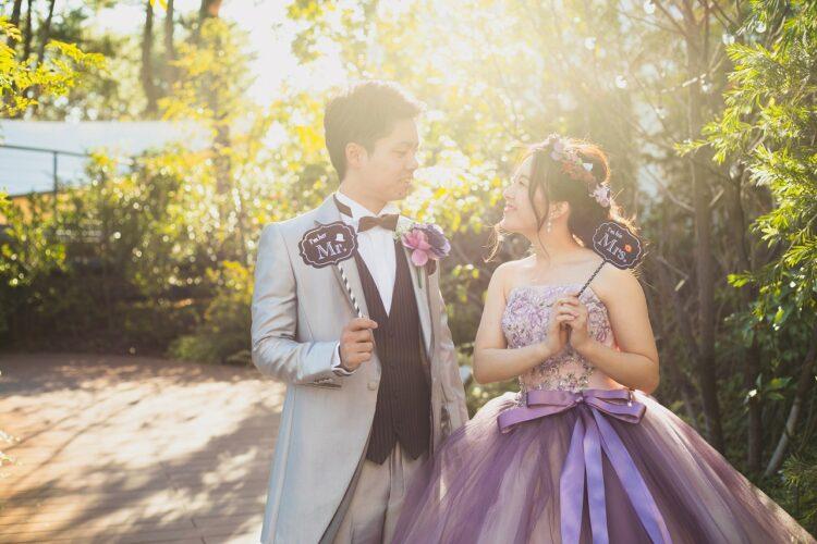 家族にもたくさん登場してもらったアットホーム結婚式