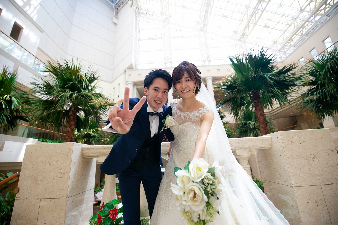 エル・シエロ×クリスタル★家族の笑顔溢れる少人数結婚式