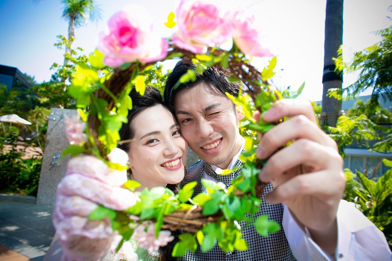 「常磐殿」×「蘭玉」格式と高級感を兼ね備えた贅沢空間での大人婚