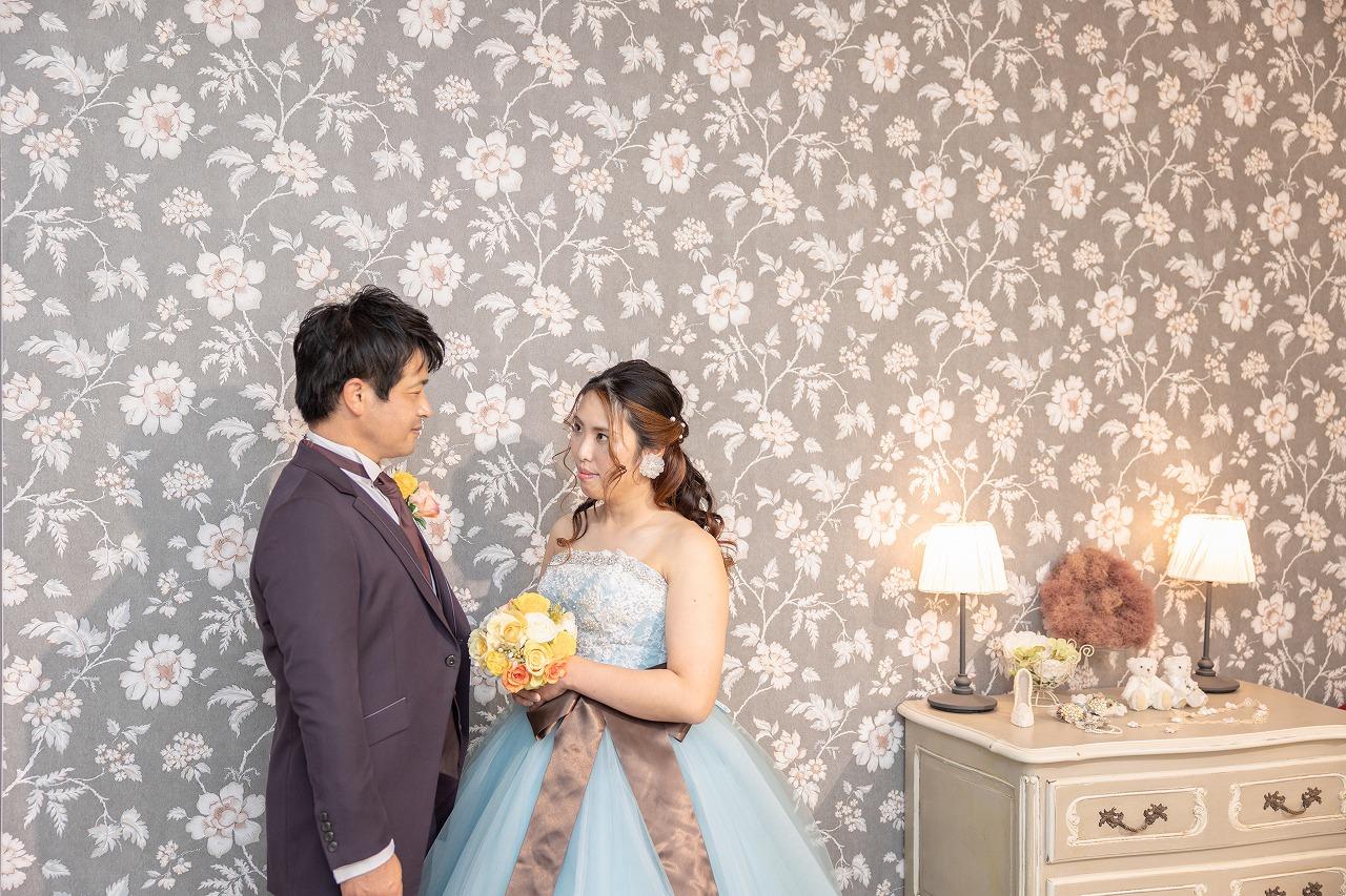 「挙式×フォト婚」碧の絶景に囲まれた空間で、ふたりだけの温かな結婚式